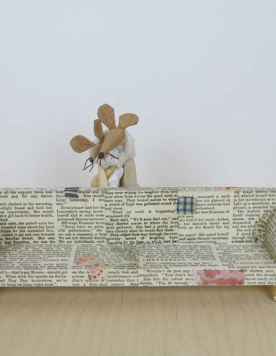 Kate Toms - Mixed Media Mice