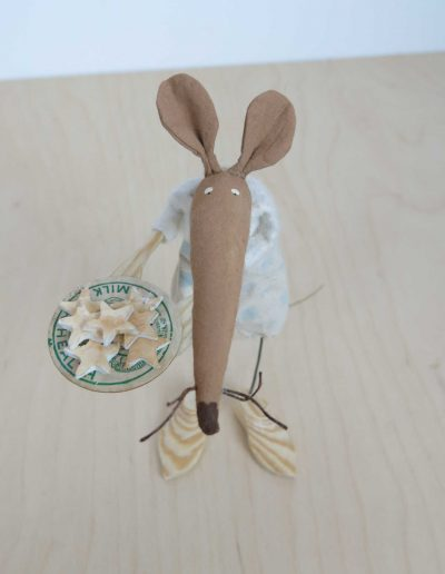 Kate Toms - Mixed Media Mouse