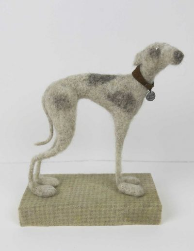 Kate Toms - Mixed Media Dog 3