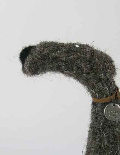 Kate Toms - Mixed Media Good Dog